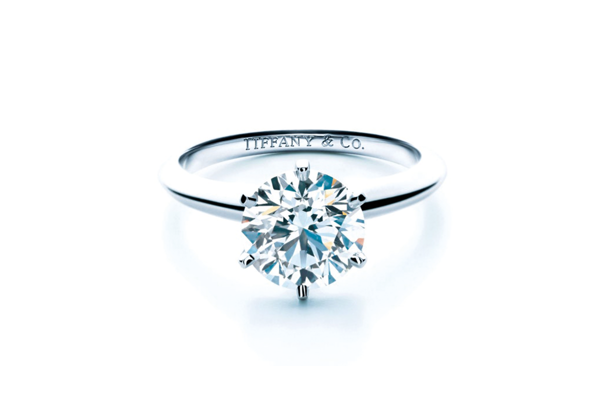 Latest trends for engagement rings